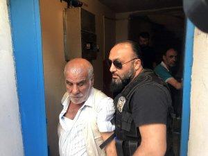 Taksim'de özel harekat destekli narkotik operasyonu