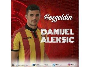 Evkur Yeni Malatyaspor Danijel Alexsic ile sözleşme imzaladı