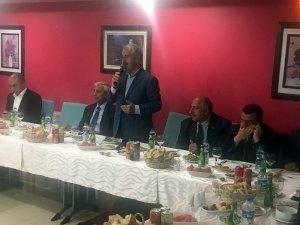 Bakan Arslan, STK temsilcileri ile iftar yaptı