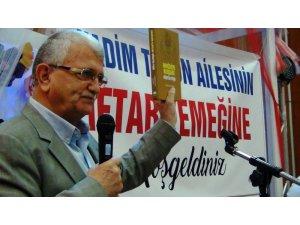 23. Dönem Van Milletvekili Kerem Altun'dan iftar yemeği