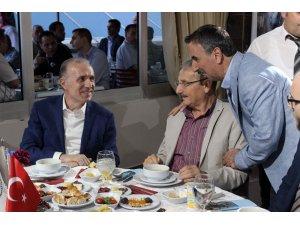 """AK Parti'li Babuşcu: """"24 Haziran'da yapacağımız tercih bir Türkiye tercihidir"""""""