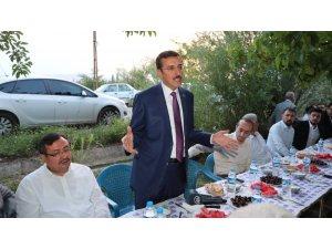 Bakan Tüfenkci'den Akşener'e 'kayısı ağacı' cevabı