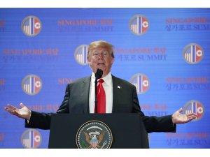"""Trump: """"Tarihin defalarca gösterdiği gibi düşmanlar bir gün dost olabilir"""""""