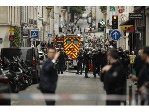 Paris'teki rehine krizi sona erdi
