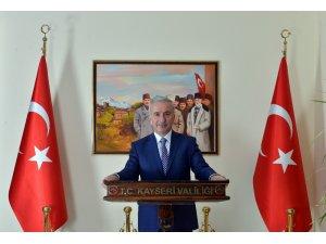 Vali Süleyman Kamçı'dan Ramazan Bayramı kutlama mesajı