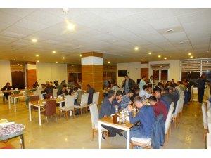AK Parti teşkilatı iftar yemeğinde bir araya geldi