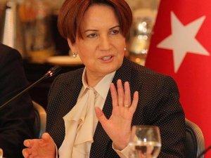 Meral Akşener TRT'de konuşmayacak