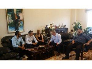 Aydın'da esnaf çocuklarının dili için protokol imzalandı