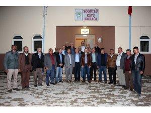 Vali Ali Hamza Pehlivan Söğütlü'de toplu iftar programına katıldı
