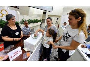 İzmir'deki Örnekköy kentsel dönüşüm için kura çekimi