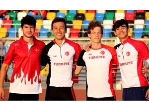 Balkan Atletizm şampiyonu MTOSB'den çıktı