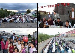 İpekyolu'nda Ramazan coşkusu