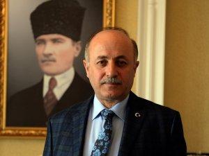 Vali Azizoğlu'ndan Jandarma Teşkilatının 179. kuruluş yıl dönümü kutlama mesajı