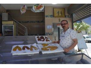 Sinop'ta havyarın kilosu 600 lira