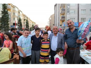 Mahalle iftarları sona erdi