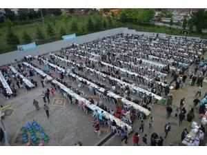 Bilecik'teki gönül sofrasında yüz bin misafir ağırlandı