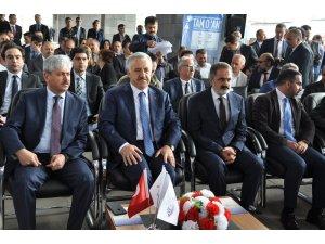 """Bakan Arslan, Doğu Ekspresi Tam """"O"""" An Ulusal Fotoğraf Sergisi'nin açılışını yaptı"""