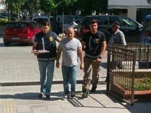 Terör propagandası hükümlüsü uyuşturucu satıcısı çıktı