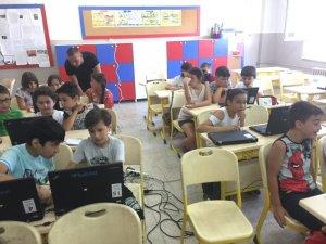 29 öğrenciye 'Kodu Cup 2018' eğitimi verildi