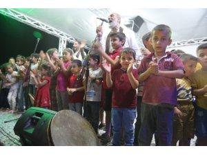 Silopi'de Ramazan etkinlikleri sona erdi