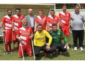 Adana'da amatör spor kulüplerine 376 bin lira yardım
