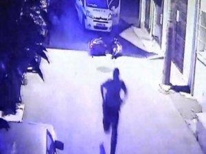 İzmir'de nefes kesen kovalamaca