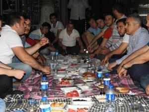 """AK Partili Savaş; """"Gençlere değer veriyoruz"""""""