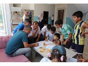 Kepez'in yaz spor okulu kontenjanları doluyor