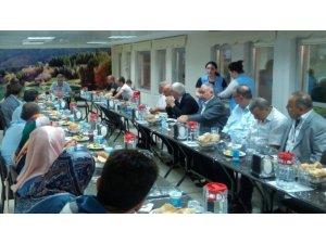 Sosyal Güvenlik Kurumu Kırklareli İl Müdürlüğünde iftar
