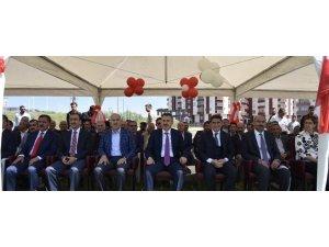 Tekstil Kent Ağrı'da 5 bin kişiye iş istihdamı sağlayacak
