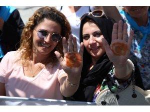 Meral Akşener Tokat'ta