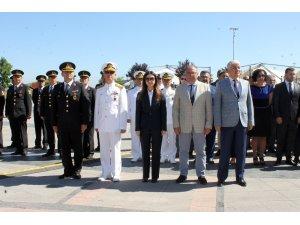 Yalova'da jandarmanın kuruluş yıl dönümü törenle kutlandı