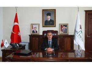 Vali Kalkancı jandarmanın kuruluş yıl dönümünü kutladı