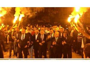 Fendoğlu'nun seçim ziyaretleri sürüyor