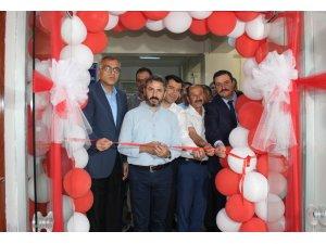Tut Devlet Hastanesine Diyaliz Ünitesi açıldı