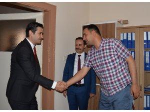 MHP Sivas Milletvekili adayı Uygunuçarlar seçim çalışmalarını sürdürüyor