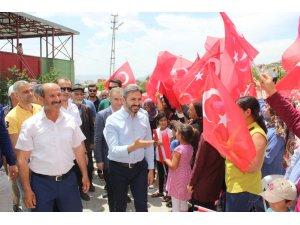 TBMM Başkanvekili Aydın'a sergi salonu açılışında büyük ilgi