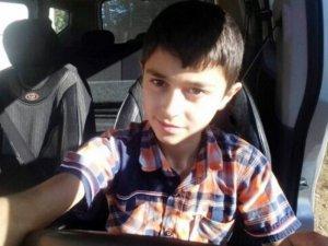 13 yaşındaki çocuk kazada öldü, sürücü kayıp