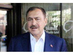 """Bakan Eroğlu uyardı: """"Bayramın birinci günü Türkiye'nin büyük kesiminde yağış var"""""""