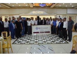 Kırıkkale'de 59 spor kulübüne 275 bin lira yardım yapıldı