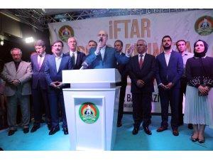 """Bakan Kurtulmuş: """"Türk'ün, Kürt'ün ya da Arap'ın birbirinden ayrı geleceği yok"""""""