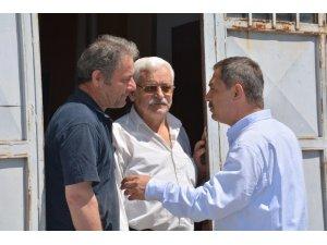 Uysal, AK Parti'ye destek istedi