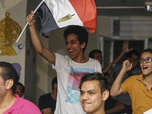 Türkiye'de yaşayan Mısırlıların Dünya Kupası heyecanı