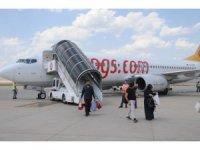 Adana-Şırnak uçak seferleri başladı