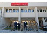 Jandarma Genel Komutanı Orgeneral Çetin Gümüşhane'de