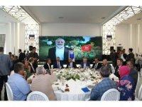 """Başkan Çelik, Çevre ve Şehircilik Bakanlığı'nın """"İmar Barışı"""" toplantısına katıldı"""