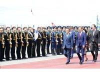 Güney Kore Devlet Başkanı Moon Rusya'da