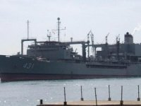 İran, Aden Körfezi'ne savaş gemisi gönderdi