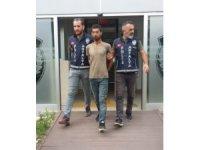 Antalya'da hırsızlık operasyonu: 1 gözaltı