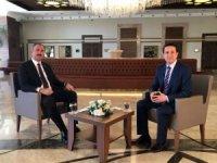 """Bakan Gül: """"AK Parti ve Cumhurbaşkanımıza büyük bir desteğin arttığını görüyoruz"""""""